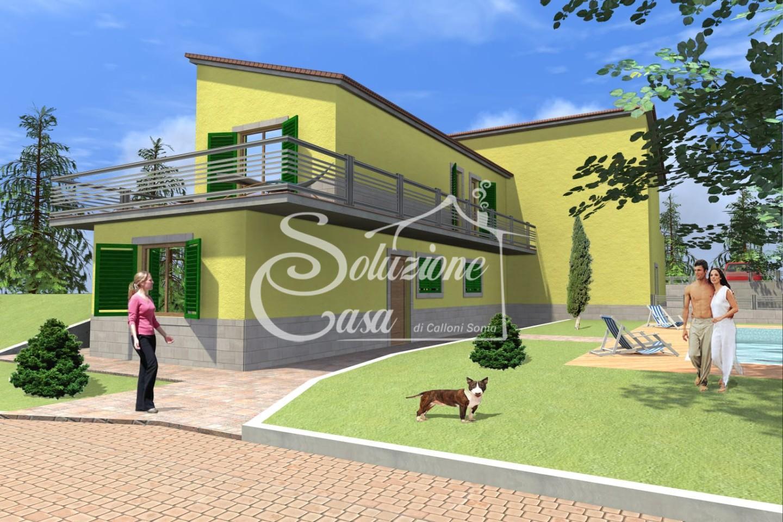 Casa semindipendente in vendita a Collesalvetti (LI)