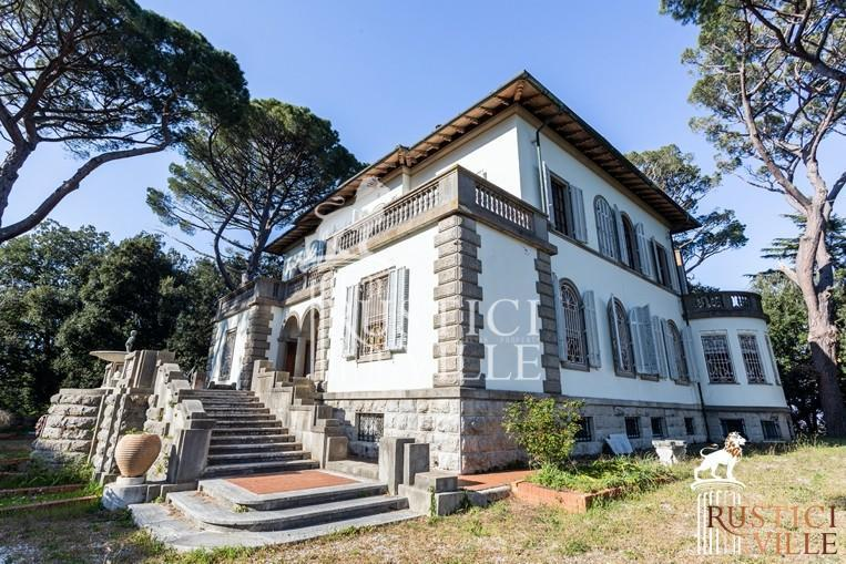 Villa on sale to Pisa (132/143)