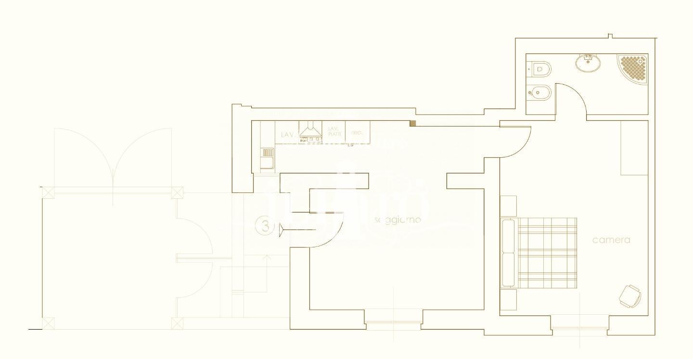 Appartamento in vendita, rif. P2070