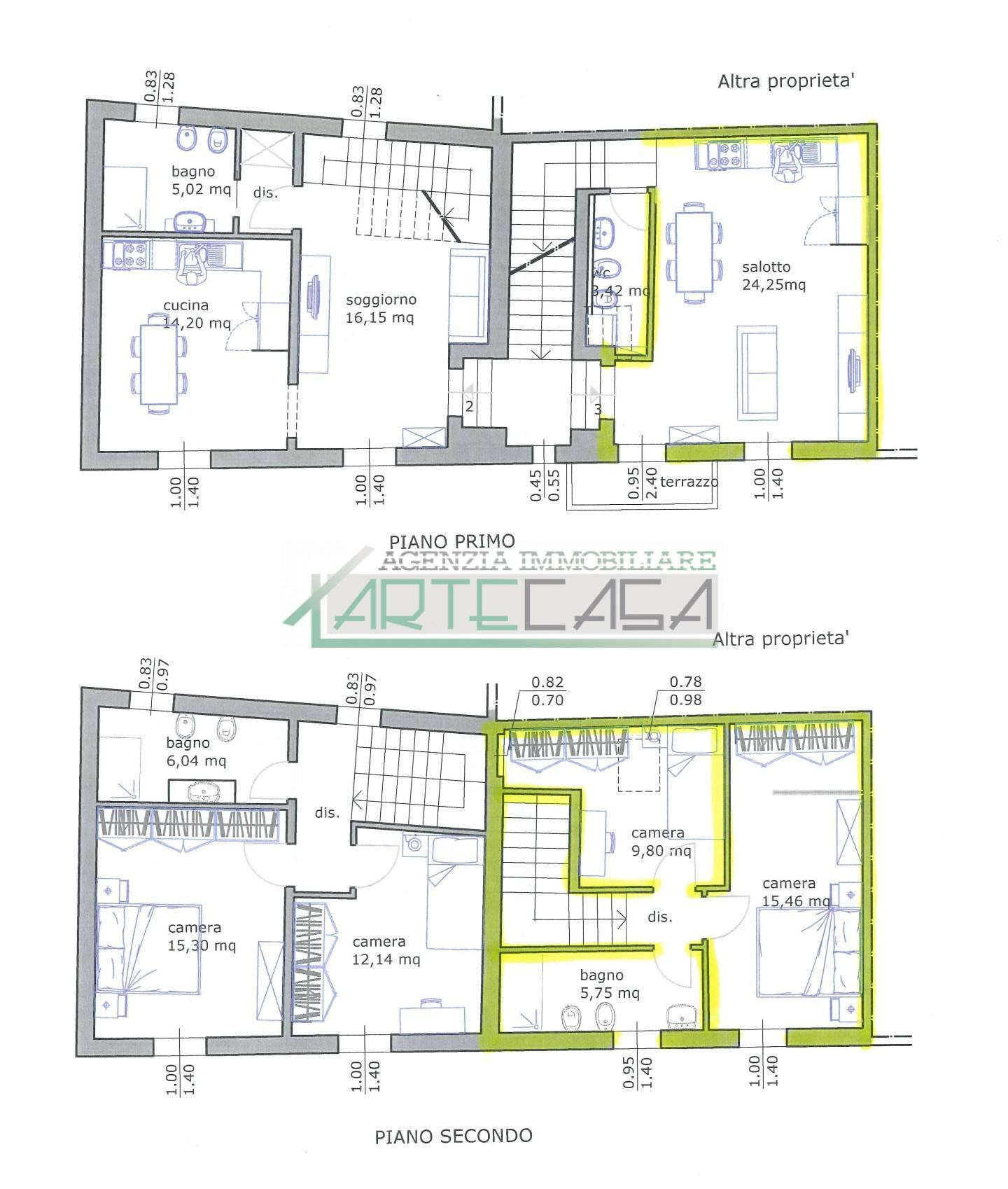 Appartamento in vendita, rif. AC6976