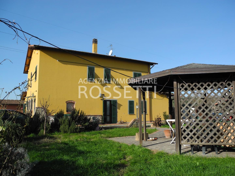 Villetta bifamiliare in affitto a Bassa, Cerreto Guidi (FI)