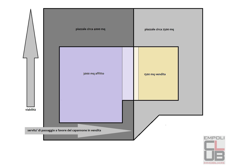 Capannone industriale in vendita, rif. F/0436