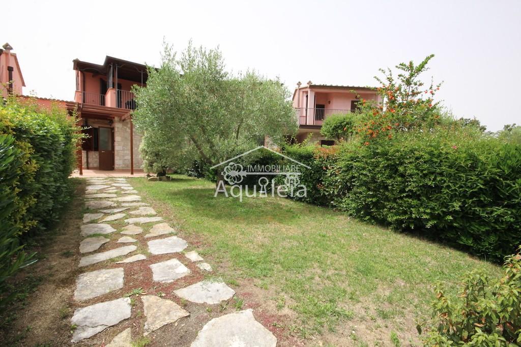 Villetta a schiera in vendita a Rocchette Di Fazio, Semproniano (GR)