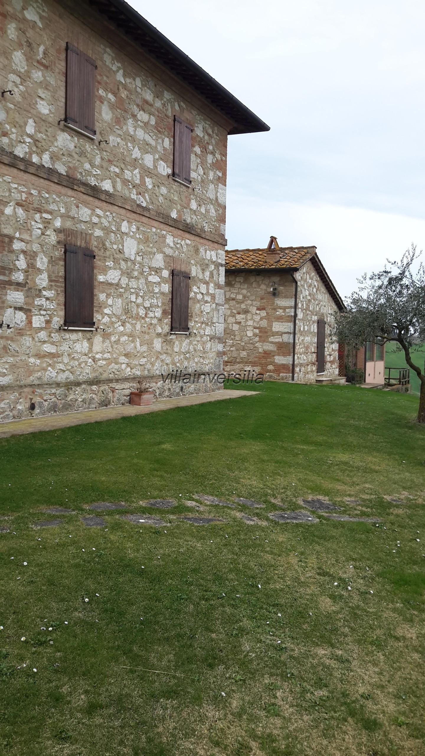 Foto 3/15 per rif. V 272021  agriturismo Toscana