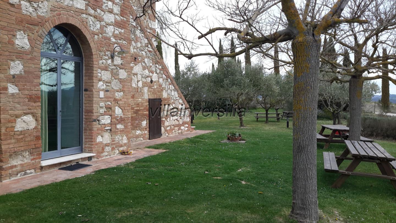 Foto 5/15 per rif. V 272021  agriturismo Toscana
