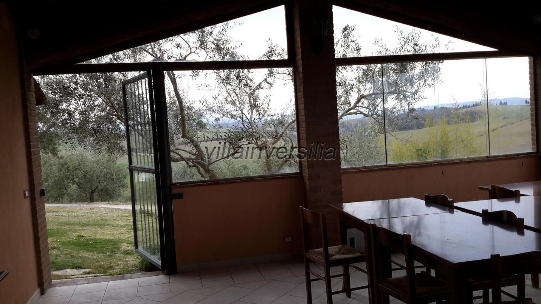Foto 9/15 per rif. V 272021  agriturismo Toscana