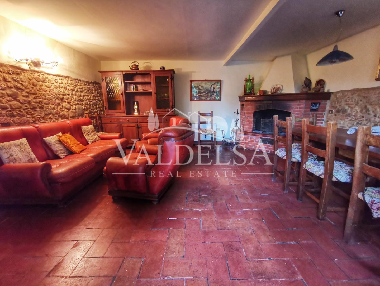 Porzione di casa in vendita a Certaldo (FI)