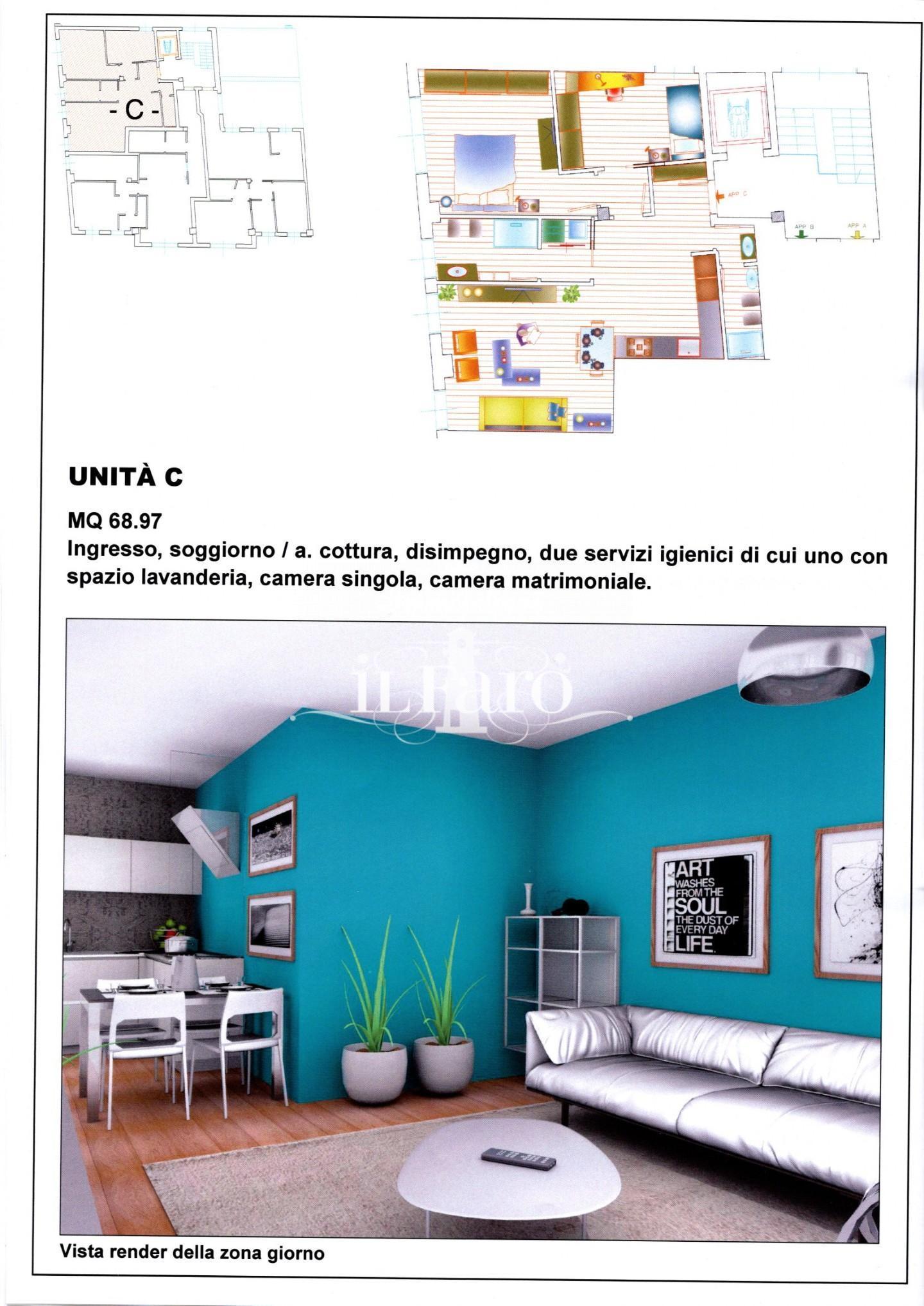 Appartamento in vendita, rif. 3708
