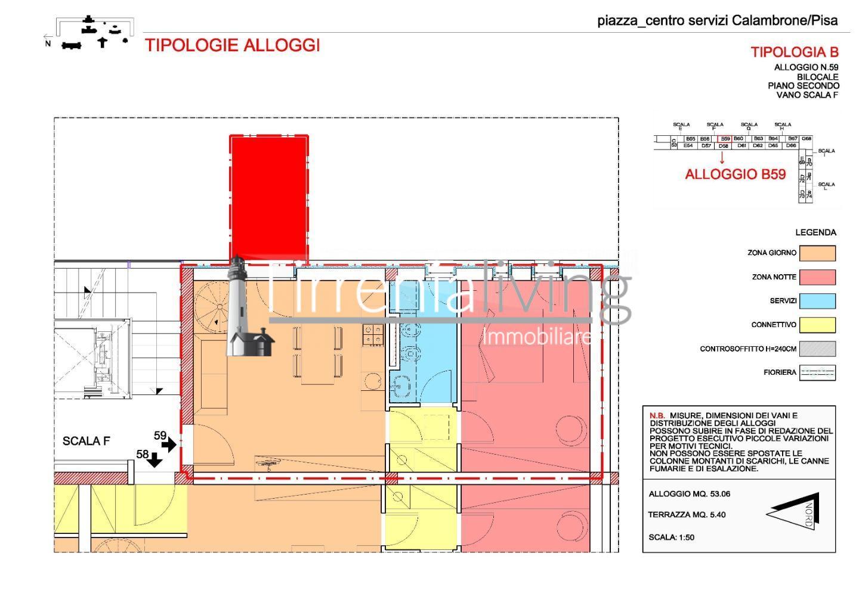 Appartamento in vendita, rif. C-531