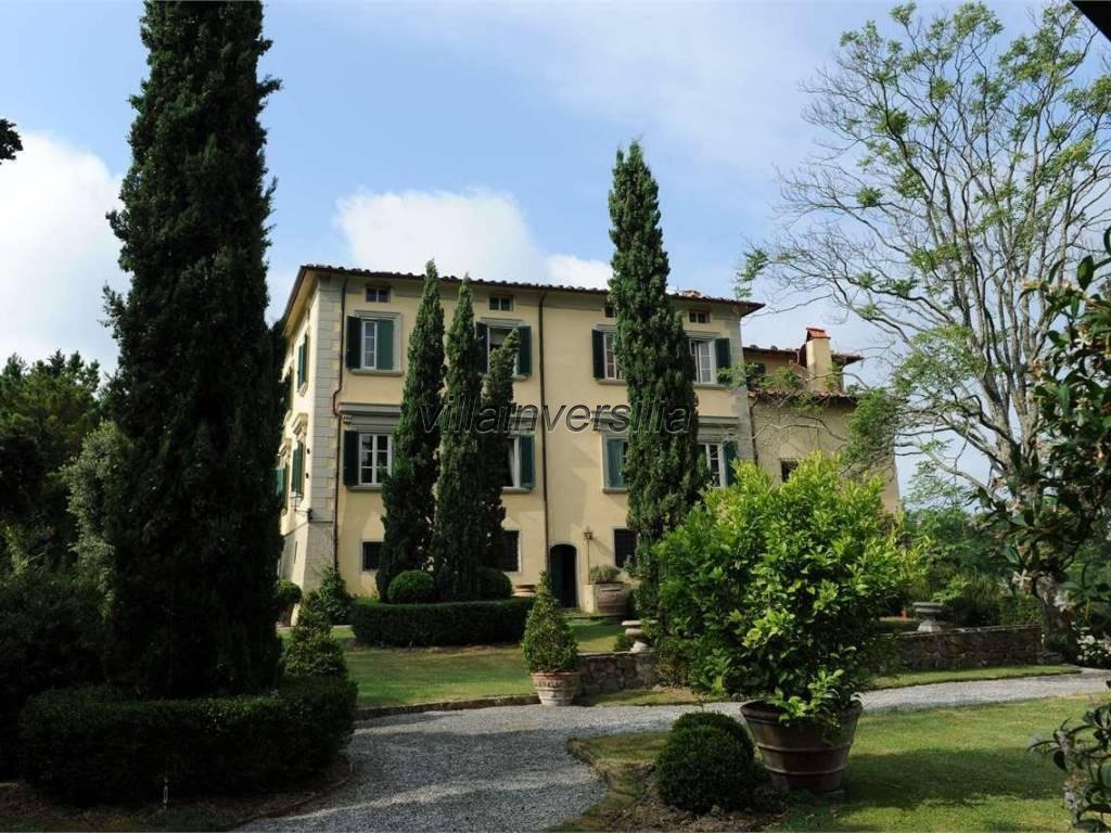 Foto 5/6 per rif. V 302021 villa storica Versilia