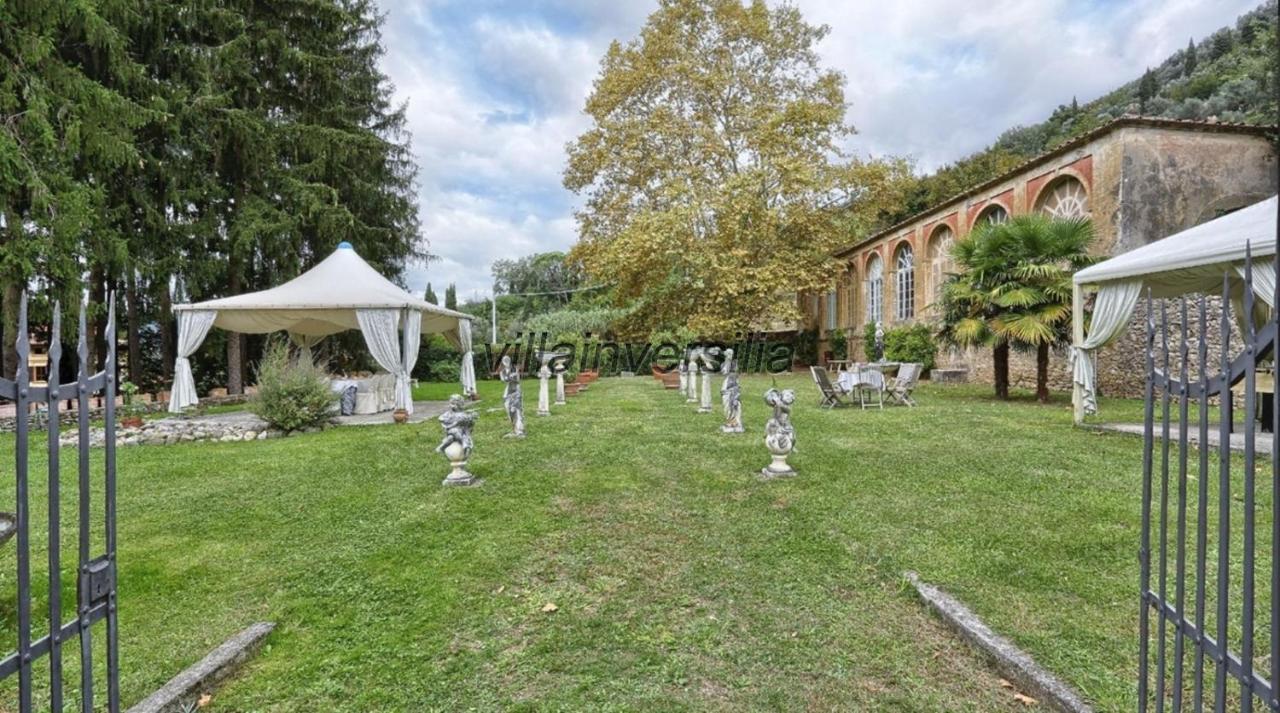 Foto 9/19 per rif. V312021 villa storica Versilia
