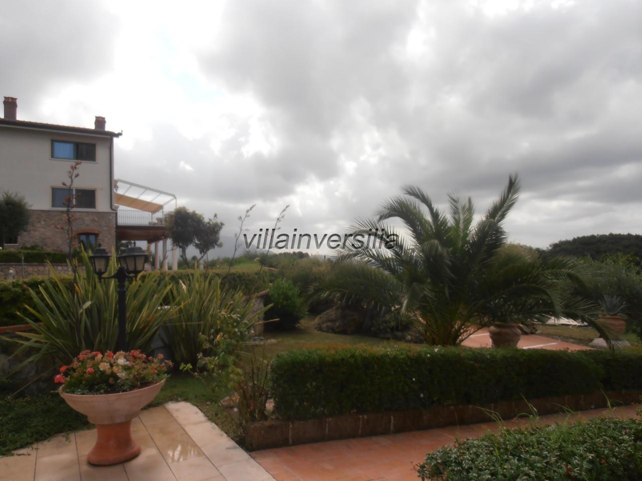 Foto 8/21 per rif. V 322021 villa piscina Versilia