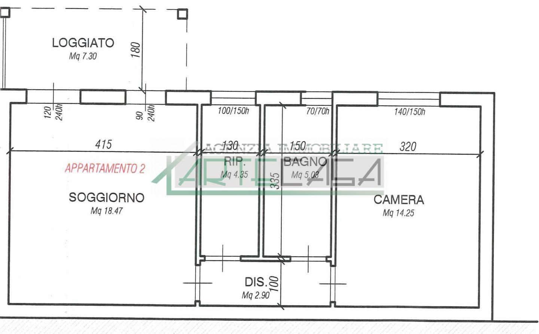 Casa semindipendente in vendita, rif. AC7006
