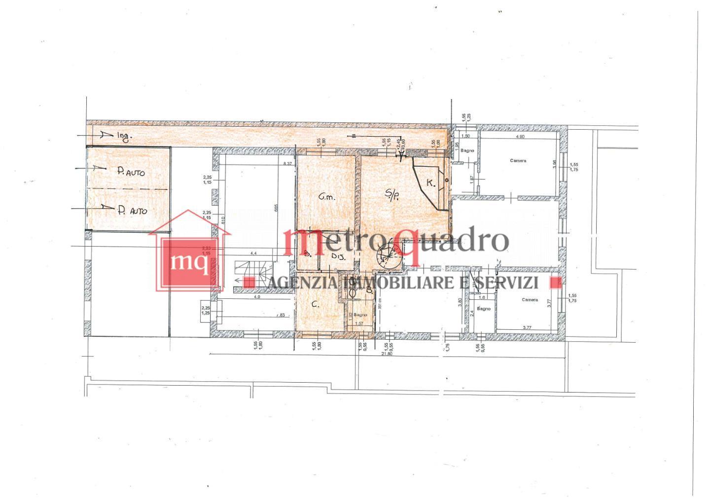 Villetta trifamiliare in vendita a Pisa