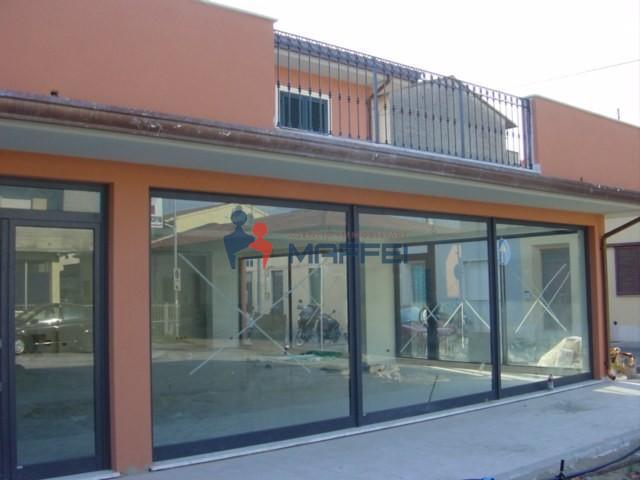 Capannone commerciale in affitto commerciale a Viareggio (LU)