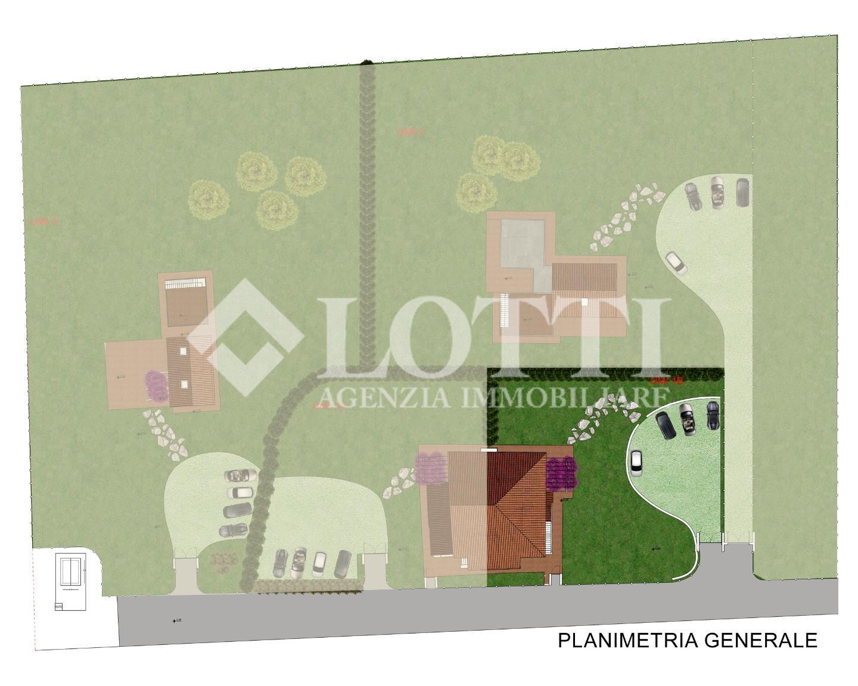 Villetta bifamiliare in vendita, rif. 780-A