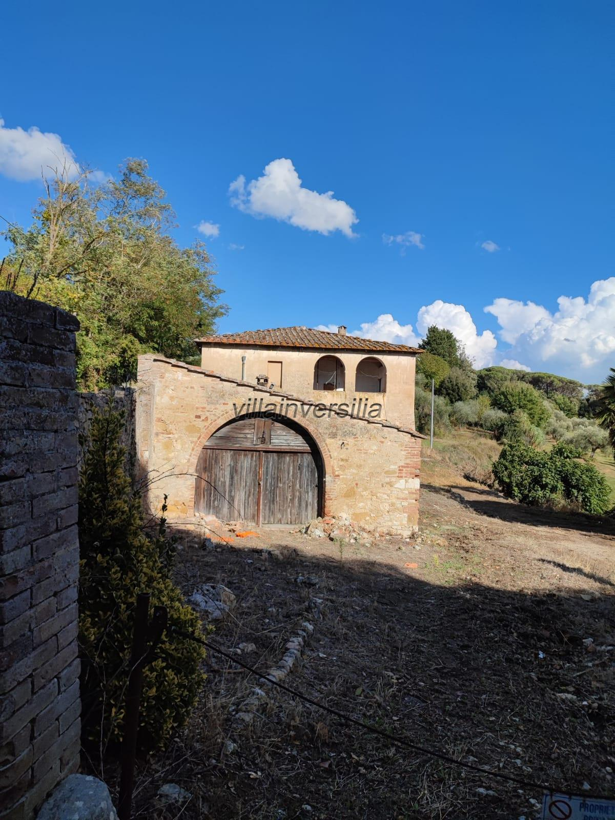 Foto 2/8 per rif. V 432021  rustico Siena