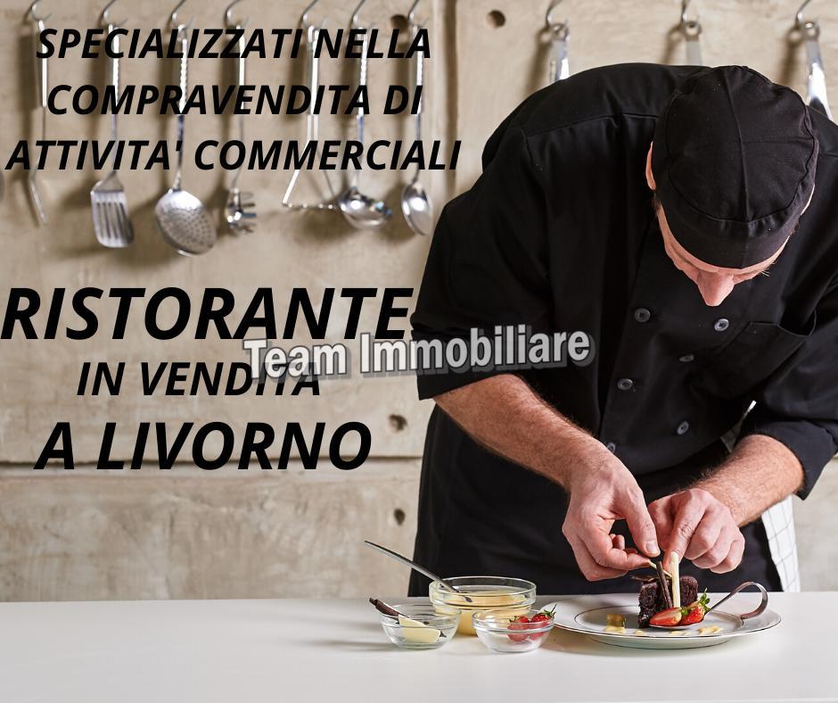 Ristorante in vendita a Livorno