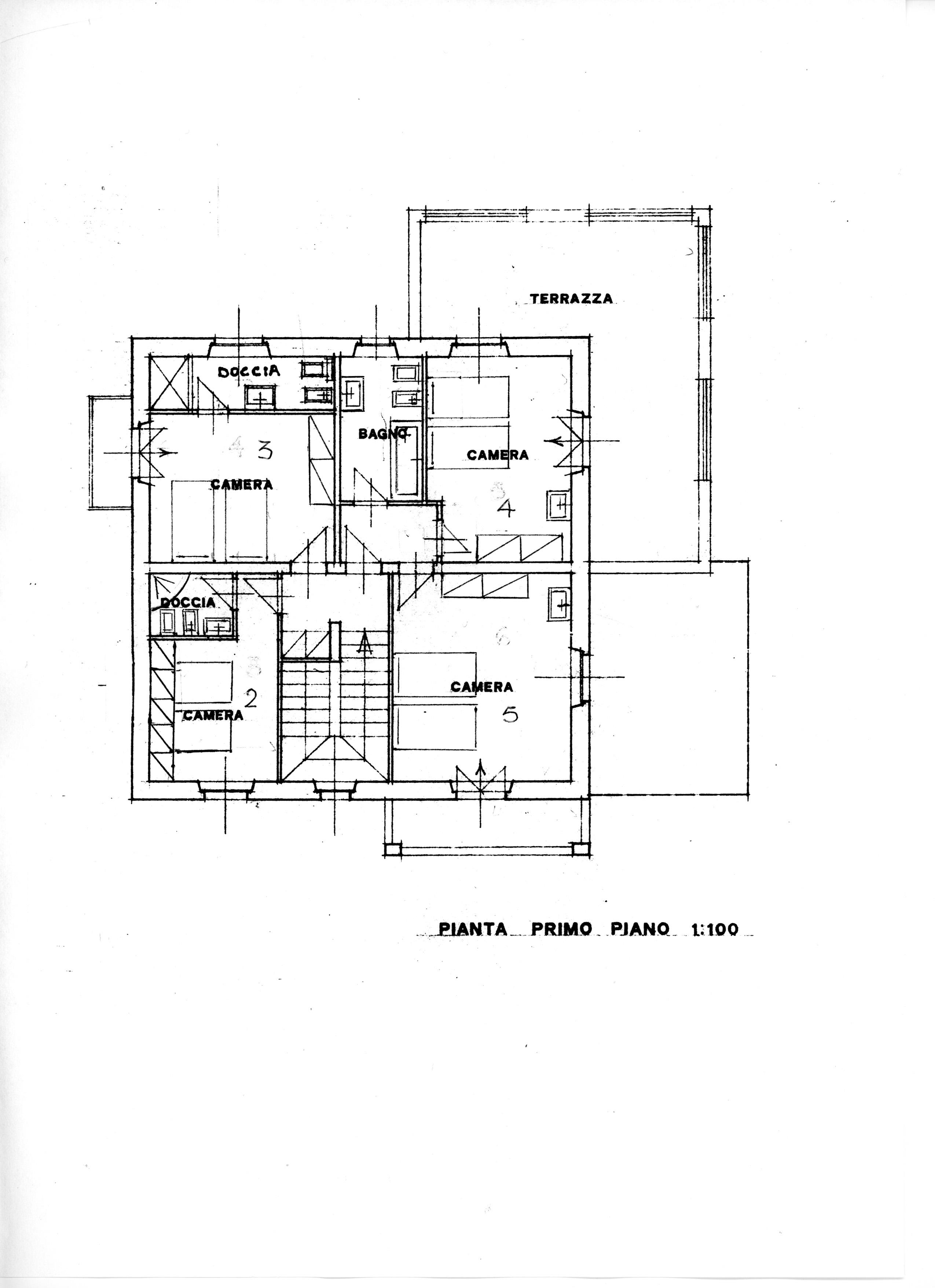 Planimetria 2/3 per rif. FM05