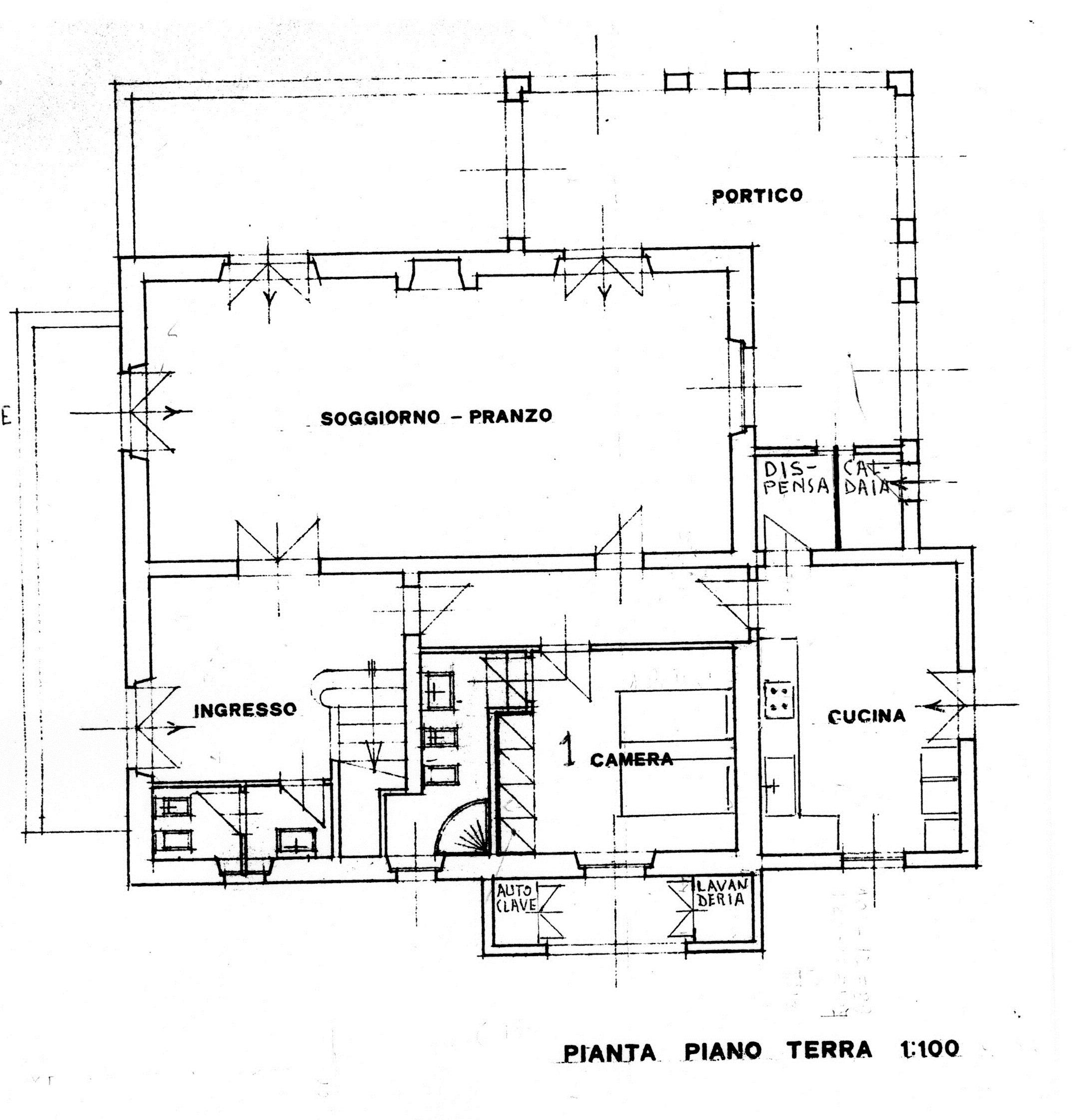 Planimetria 1/3 per rif. FM05