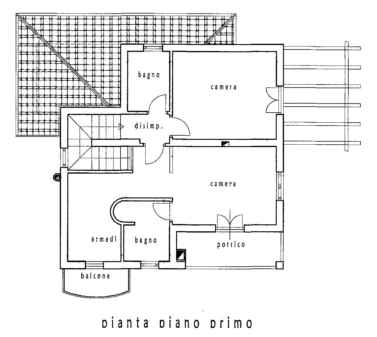 Planimetria 2/3 per rif. SV48
