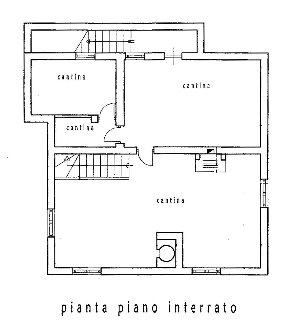 Planimetria 3/3 per rif. SV48