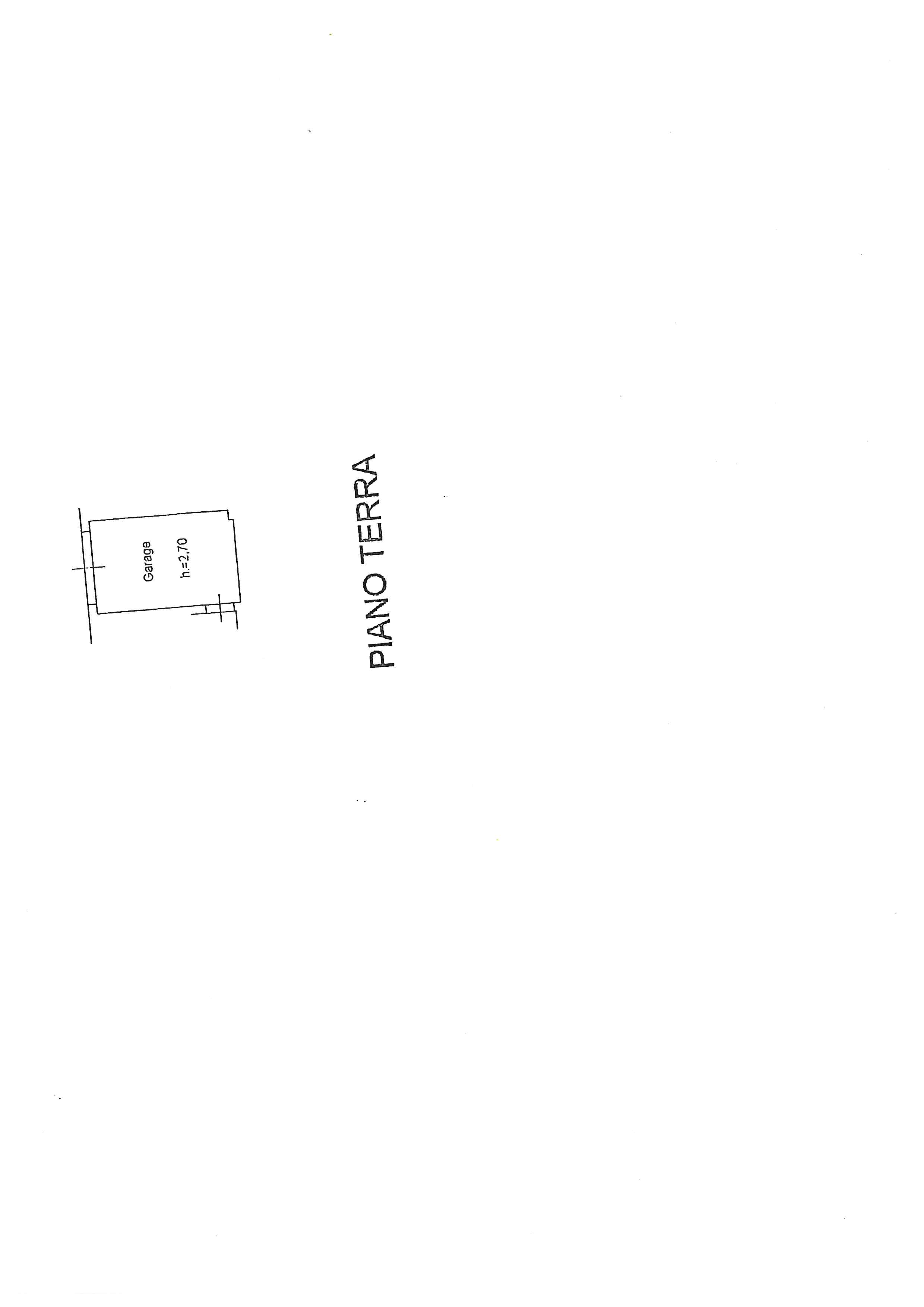 Planimetria 2/2 per rif. 188