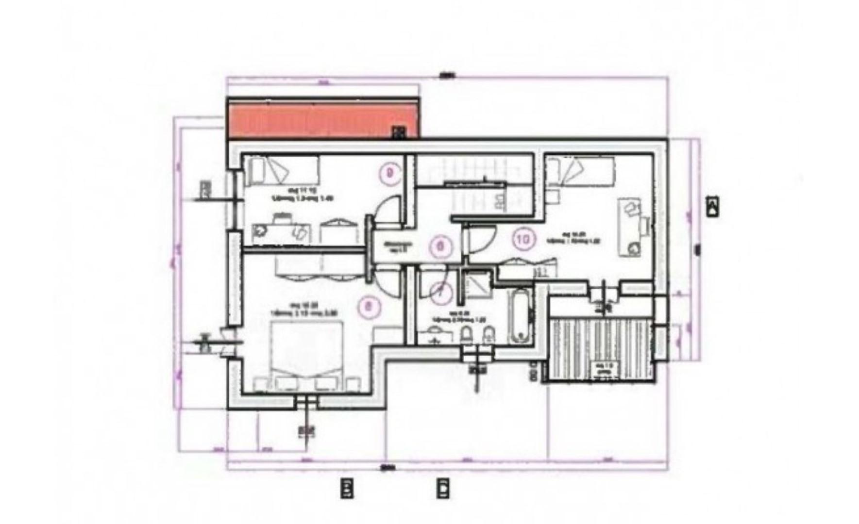 Planimetria 1/1 per rif. SITO30149
