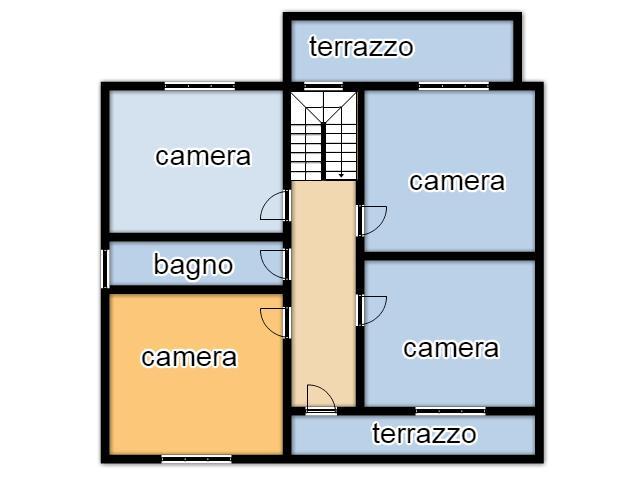 Planimetria 1/1 per rif. SITO30334