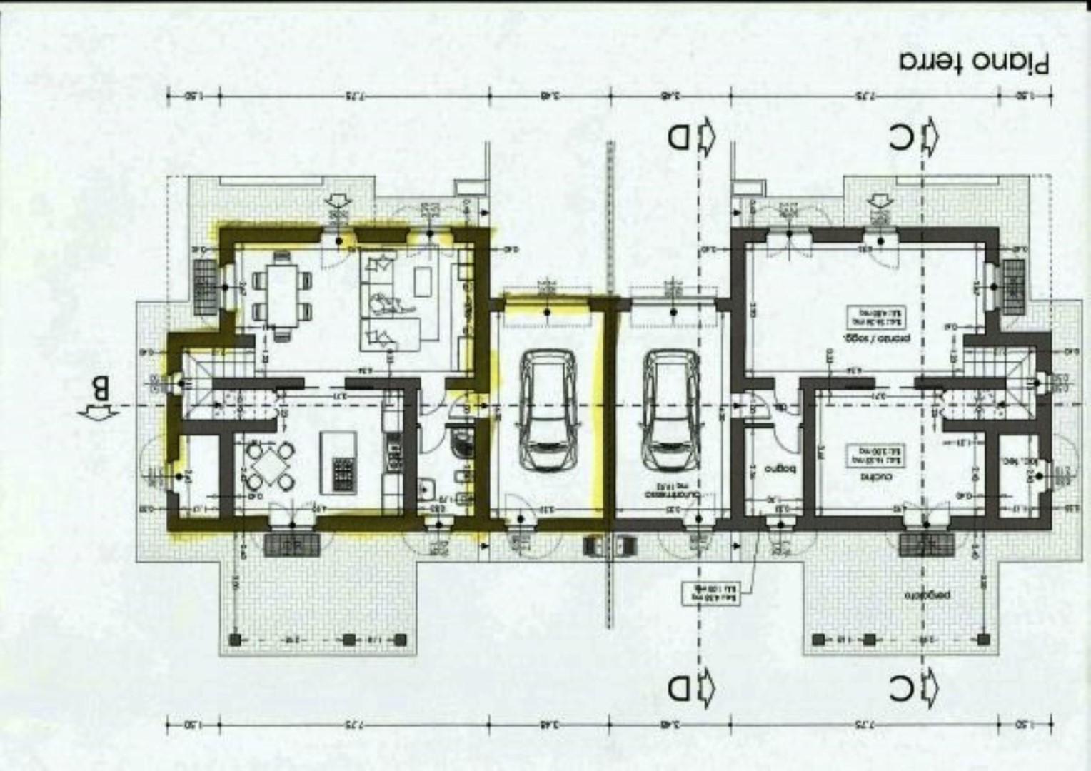 Planimetria 1/1 per rif. SITO30353
