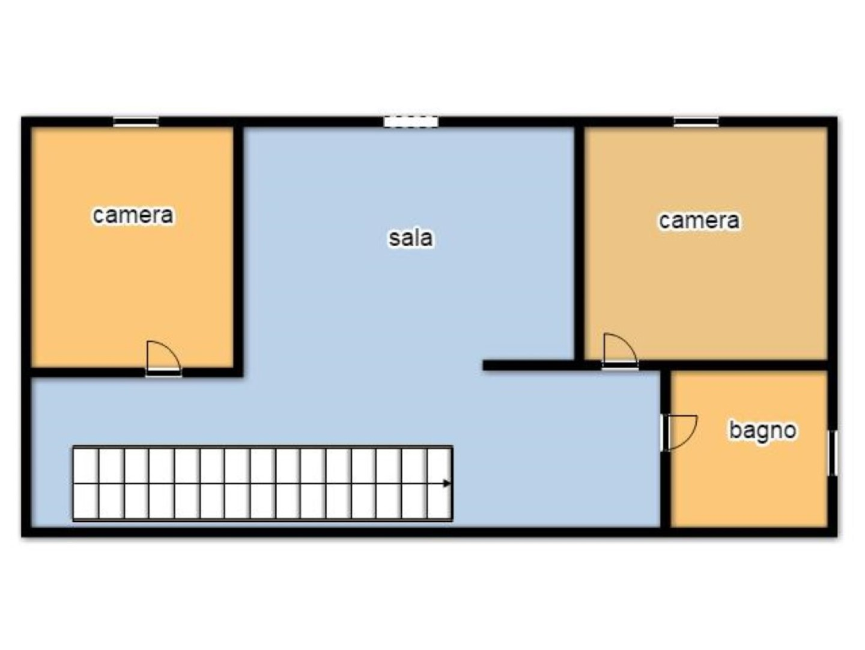 Planimetria 1/1 per rif. SITO20058