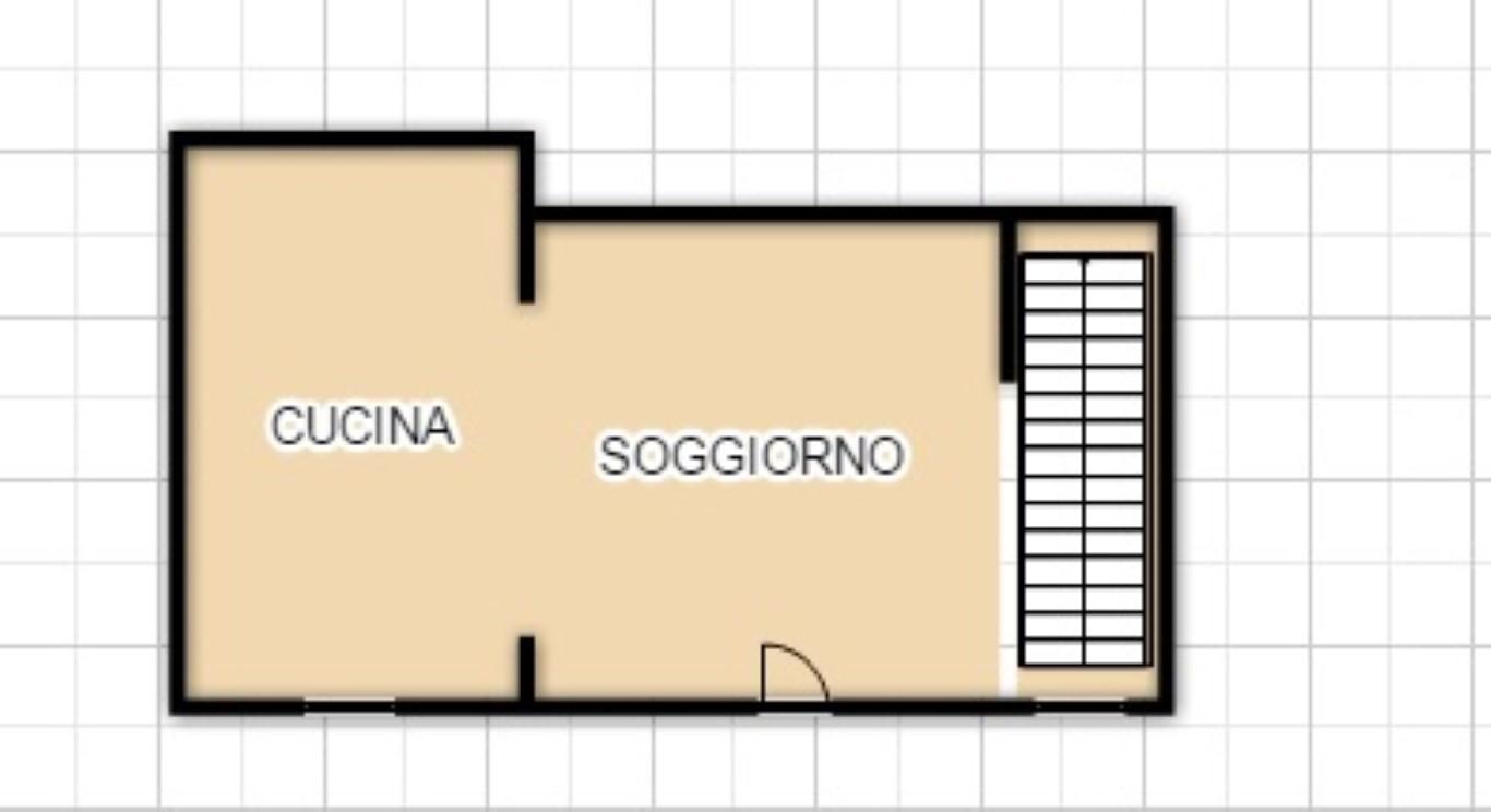 Planimetria 3/4 per rif. SITO50318