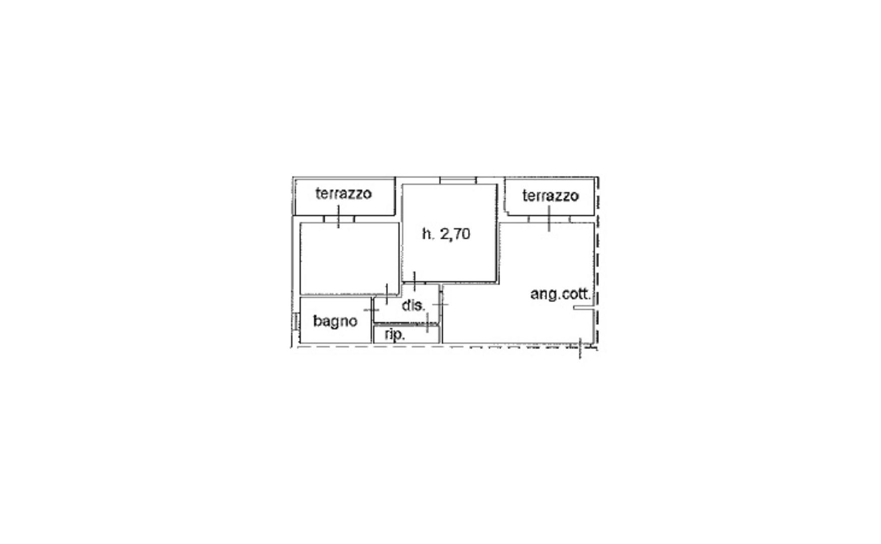 Planimetria 1/1 per rif. SITO50164