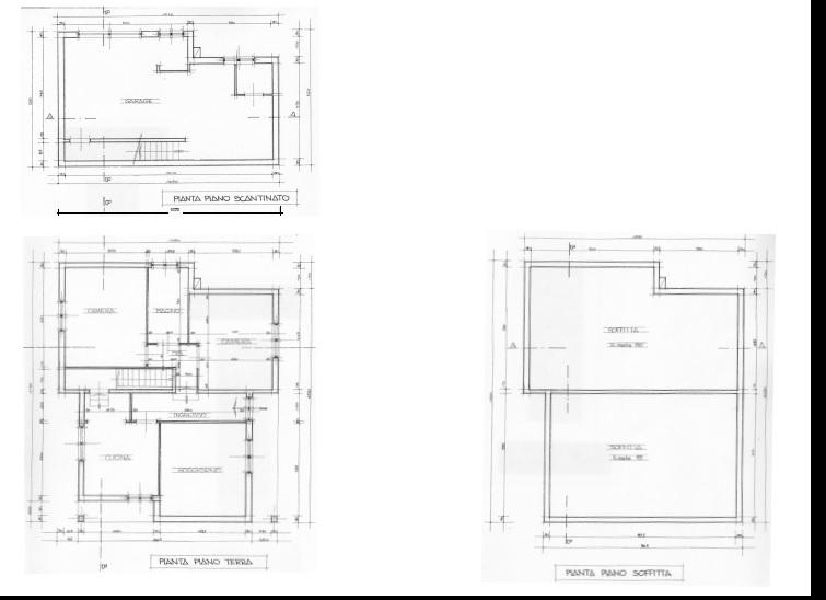 Planimetria 1/1 per rif. SITO50195
