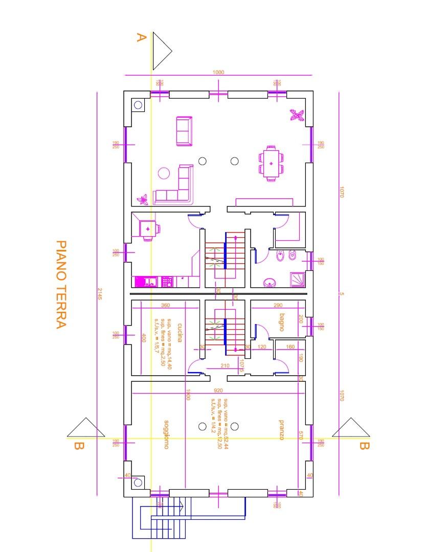 Planimetria 1/1 per rif. SITO30083
