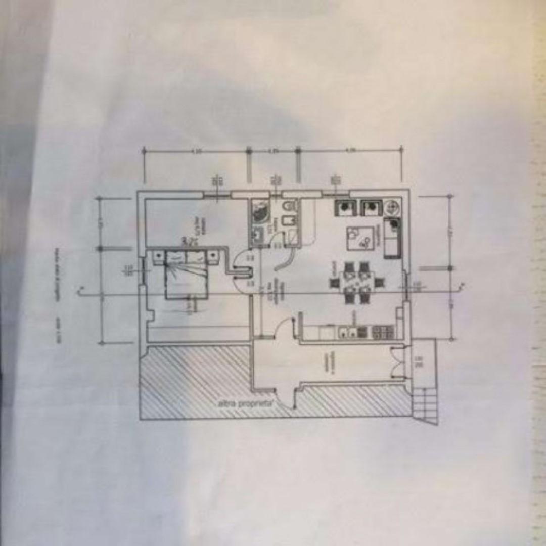 Planimetria 1/1 per rif. SITO40003