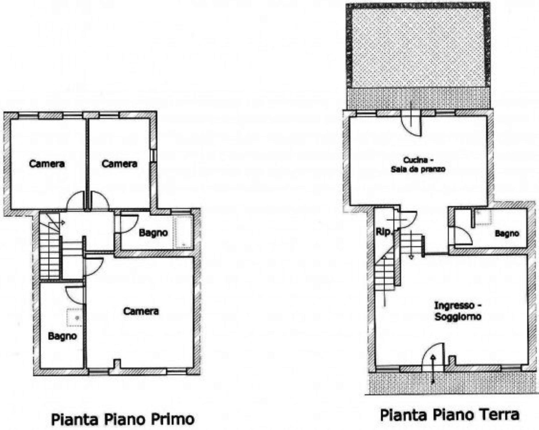 Planimetria 1/1 per rif. SITO50292