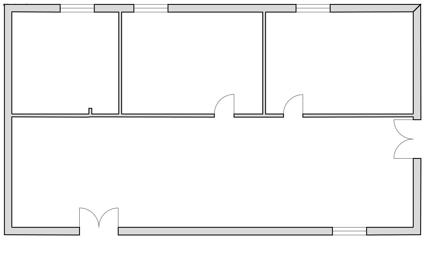 Planimetria 1/1 per rif. SITO5002