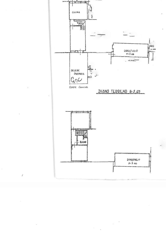 Planimetria 1/1 per rif. TRC LUN 90