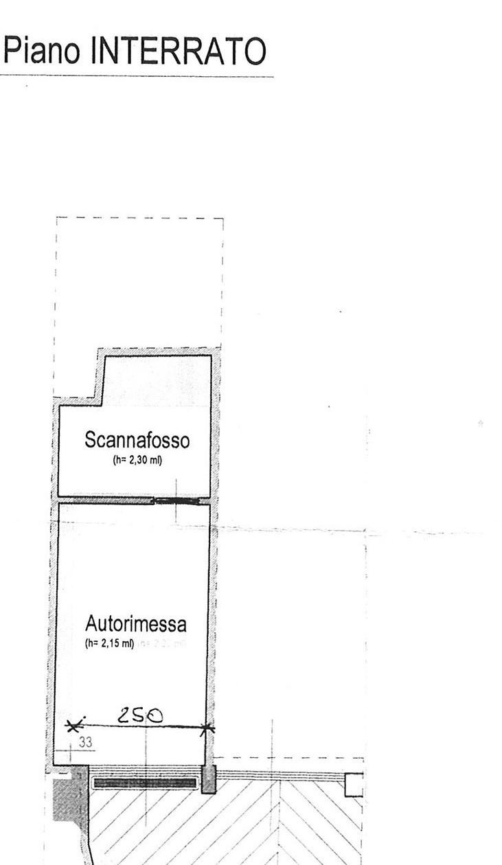 Planimetria 3/3 per rif. AP ALTO 100