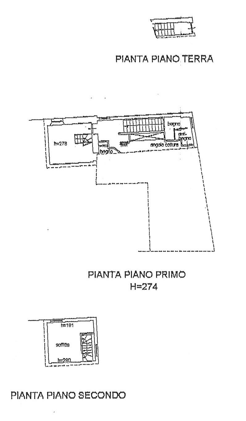 Planimetria 1/1 per rif. AP CAPA 155R