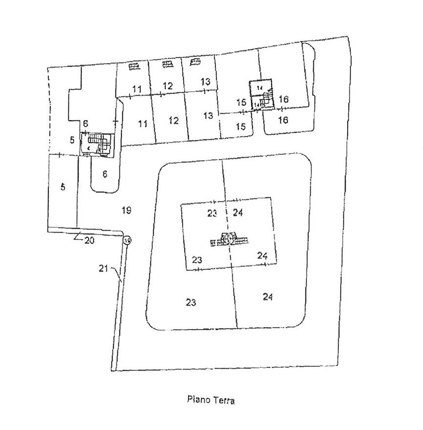Planimetria 2/2 per rif. vbf picc 230