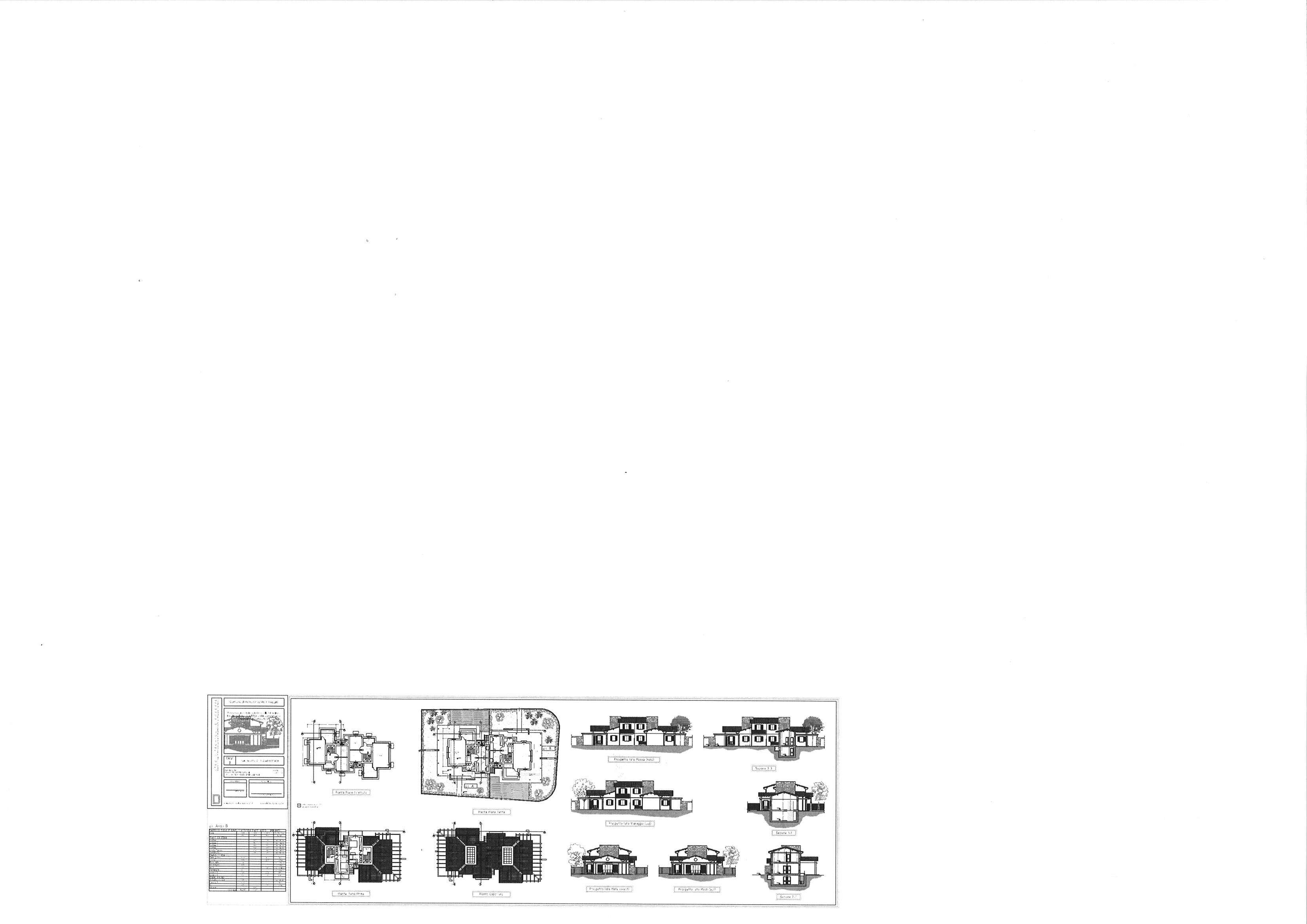 Planimetria 1/1 per rif. vbf pietra 850