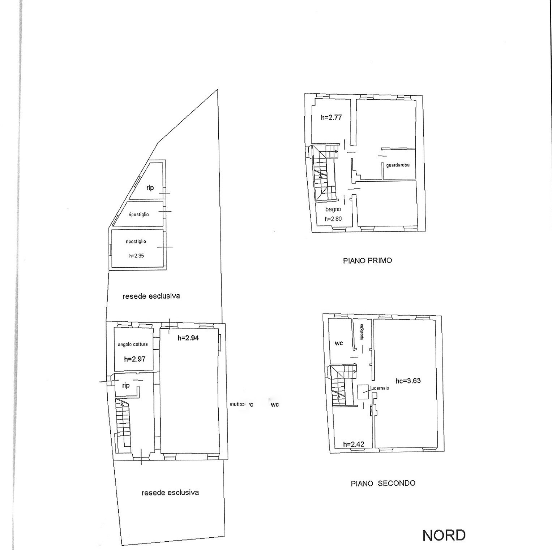 Planimetria 1/1 per rif. trf lam 420