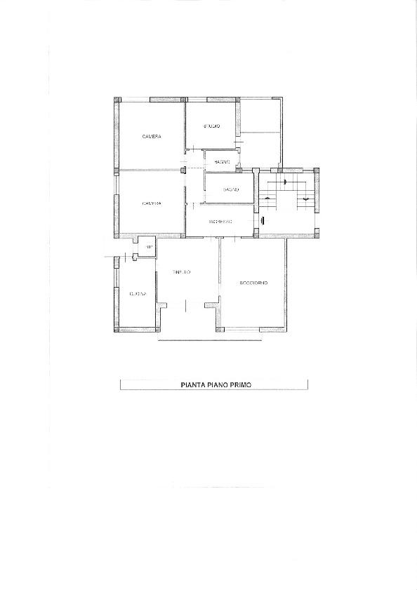 Planimetria 1/1 per rif. ap smarco 235