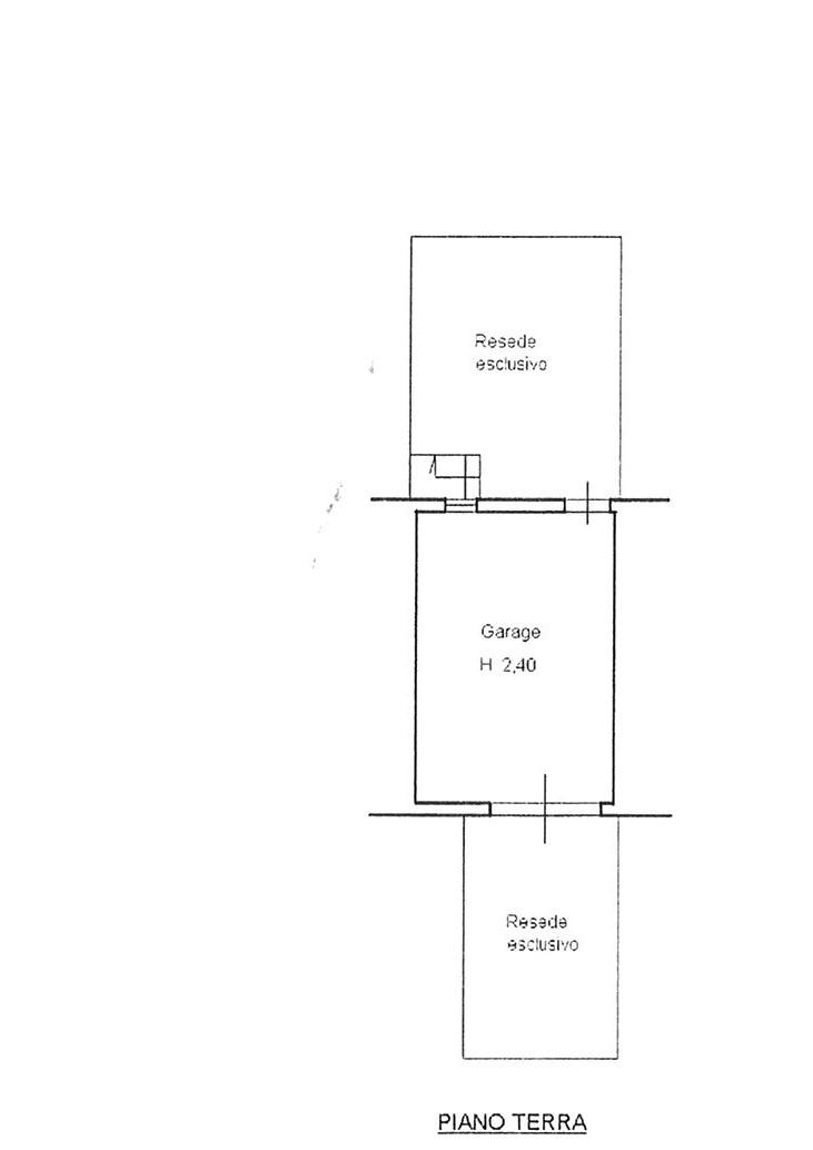 Planimetria 2/2 per rif. ap oren 125
