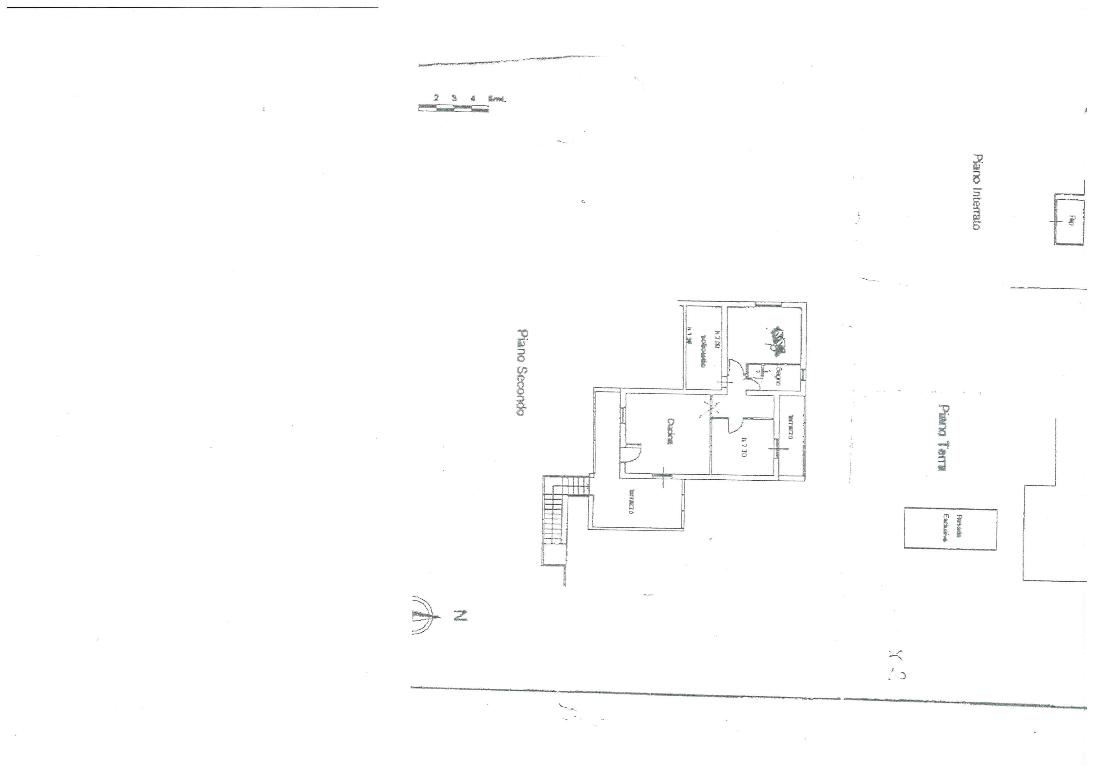 Planimetria 1/1 per rif. BC183
