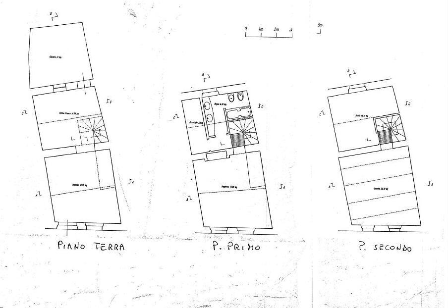 Planimetria 1/1 per rif. 432