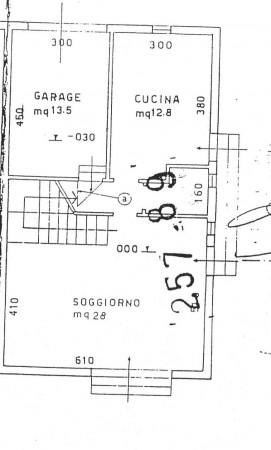 Planimetria 2/3 per rif. 247