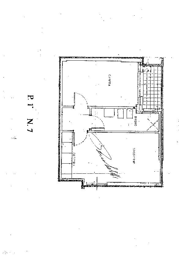 Planimetria 1/1 per rif. 436